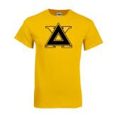 Gold T Shirt-Badge