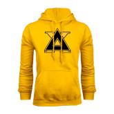 Gold Fleece Hoodie-Badge