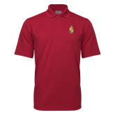 Cardinal Mini Stripe Polo-Legacy Coat Of Arms