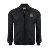 Black Players Jacket-Contemporary Coat Of Arms