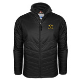 Columbia Mighty LITE Black Jacket-Badge