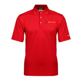 Nike Sphere Dry Red Diamond Polo-Delta Chi Fraternity W/ Shield Flat