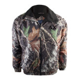 Mossy Oak Camo Challenger Jacket-Solid Greek Letters