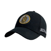 Black Heavyweight Twill Pro Style Hat-Life Loyal