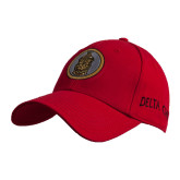 Red Heavyweight Twill Pro Style Hat-Life Loyal
