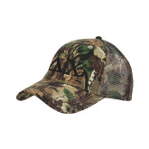 Camo Pro Style Mesh Back Structured Hat-Solid Greek Letters