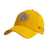 Gold Heavyweight Twill Pro Style Hat-Life Loyal