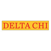 Extra Large Magnet-Delta Chi