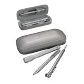 Silver Roadster Gift Set-Delta Chi Engrave