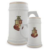 Full Color Decorative Ceramic Mug 22oz-Legacy Coat Of Arms