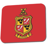 Full Color Mousepad-Contemporary Coat Of Arms