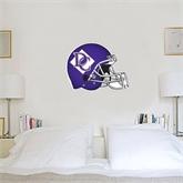 2 ft x 2 ft Fan WallSkinz-Football Helmet Decal