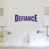 3 ft x 4 ft Fan WallSkinz-Defiance