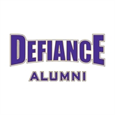 Alumni Decal-Defiance
