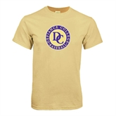 Champion Vegas Gold T Shirt-Defiance College Baseball