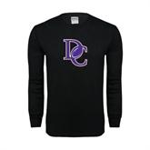 Black Long Sleeve TShirt-DC Football
