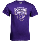 Purple T Shirt-Battle For The Hammer