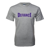 Grey T Shirt-Defiance