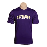 Syntrel Performance Purple Tee-Swimming & Diving