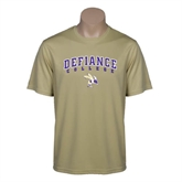 Syntrel Performance Vegas Gold Tee-Arched Defiance College
