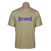 Syntrel Performance Vegas Gold Tee-Defiance Distressed