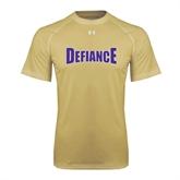 Under Armour Vegas Gold Tech Tee-Defiance