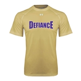 Under Armour Vegas Gold Tech Tee-Defiance Distressed