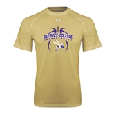 Under Armour Vegas Gold Tech Tee-Graphics in Basketball