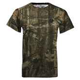 Realtree Camo T Shirt-Interlocking DC