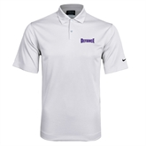 Nike Dri Fit White Pebble Texture Sport Shirt-Defiance