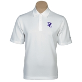 Nike Sphere Dry White Diamond Polo-Interlocking DC