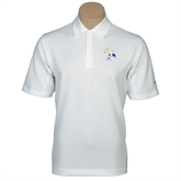 Nike Sphere Dry White Diamond Polo-Yellow Jacket