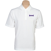 Nike Golf Tech Dri Fit White Polo-Defiance