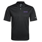 Nike Dri Fit Black Pebble Texture Sport Shirt-Defiance