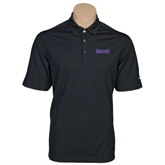 Nike Golf Tech Dri Fit Black Polo-Defiance