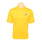 Gold Dry Mesh Polo-Yellow Jacket