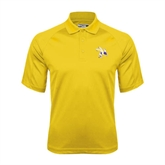 Gold Dri Mesh Pro Polo-Yellow Jacket