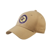 Vegas Gold Twill Unstructured Low Profile Hat-Defiance College Baseball