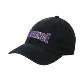 Black OttoFlex Unstructured Low Profile Hat-Defiance