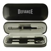 Black Roadster Gift Set-Defiance Engraved