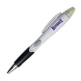 Blossom White Pen/Highlighter-Defiance