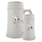 Full Color Decorative Ceramic Mug 22oz-Yellow Jacket