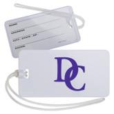 Luggage Tag-Interlocking DC