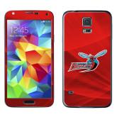 Galaxy S5 Skin-Delaware State Hornets w/Hornet
