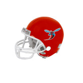 Riddell Replica Red Mini Helmet-Hornet
