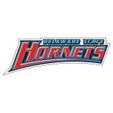 Extra Large Decal-Delaware State Hornets, 18 inches wide
