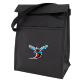 Koozie Black Lunch Sack-Hornet