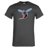 Charcoal T Shirt-Hornet