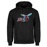Black Fleece Hoodie-Delaware State Hornets w/Hornet
