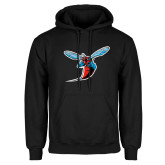 Black Fleece Hoodie-Hornet
